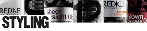 Banner Redken styling - Como Fazer Penteados de Passarela com Redken Styling Parte 1 – Escolha de Produtos.