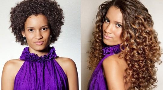 Megahair cabelos cacheados - Quanto Custa Mudar os Cabelos? – Colorações, Mega Hair, Corte Curto