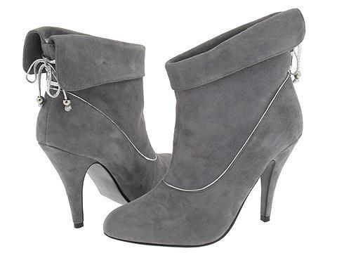 cuffed ankle boots - Vamos fazer um apanhado das tendências de inverno 2012