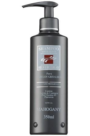 Shampoo Silver Gray det - Dica para as Loiras: Shampoo Gray Mahogany