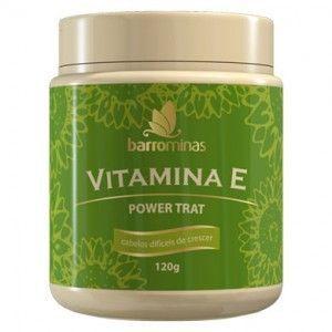 barro minas - Não gostei!!! Vitamina E Power Trat Barro Minas