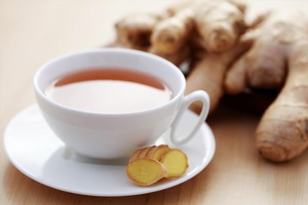 cha de gengible emagrece - Emagreça Com O Chá de Gengibre!