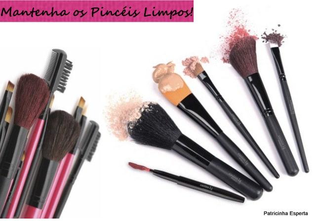 Desktop42 001 - Mantenha Seus Pincéis de Maquiagem Limpos!
