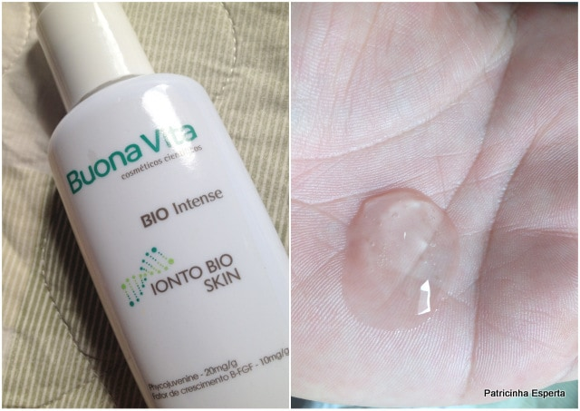 2012 09 15 - Ionto Bio Skin - Buona Vita