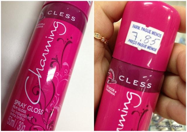 2012 09 182 - Pra Fazer O Cabelo Brilhar: Spray Gloss Charming