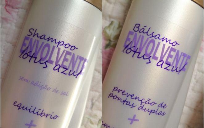 2012 09 193 - Shampoo e Bálsamo Desamarelador Lótus Azul - Specially