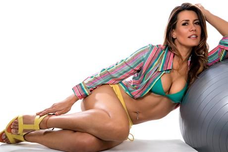 Foto solange - Solange Frazão - Exemplo de beleza e saúde!