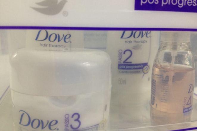 IMG 0561 - Kit Reposição de Keratina Dove -Pós Progressiva