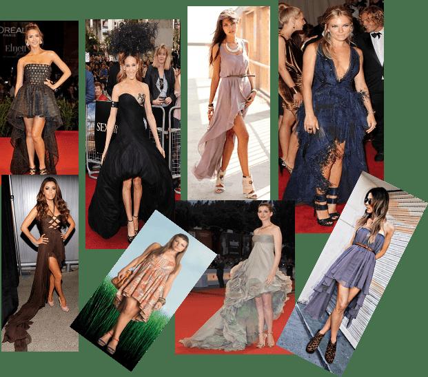 Mullets foto III - Vestidos Mullets - um modelo com estilo!