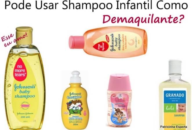 Desktop12 002 - Pode Usar Shampoo Infantil como Demaquilante?