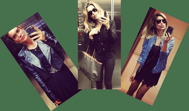 Flavia 1 - Flavia Alessandra! looks mega fashion!