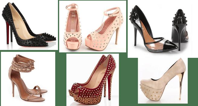 Spikes1 - Sapatos que serão destaque em 2013!