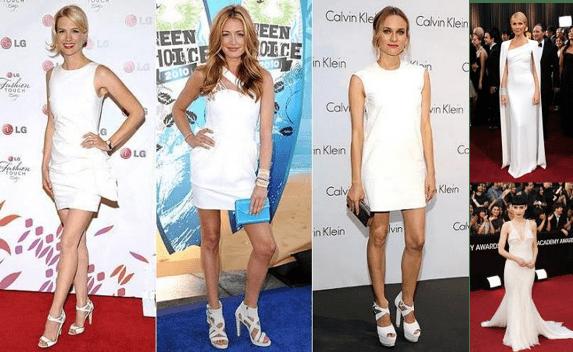vestido branco foto2 - Vestido Branco esta em alta!