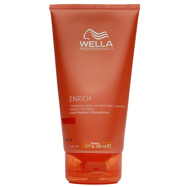 tratamento enrich wella 150ml 1 - Mascara que Esquenta Sozinha? Wella Enrich Self Warm!