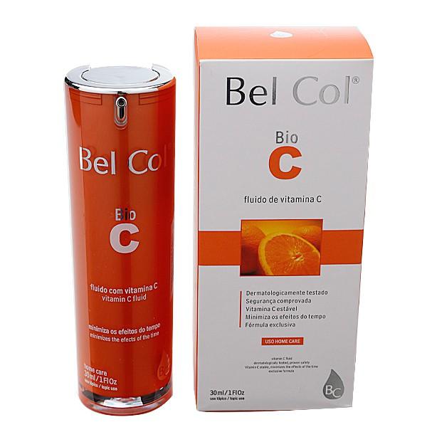fluido vitaminaC belcol - Super Poderes da Vitamina C para Pele | Bel Col Bio C