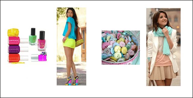 neon - Estampas e cores que prometem em 2013!