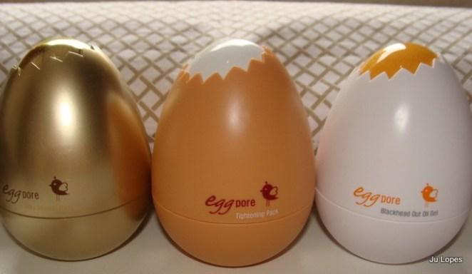 DSC09319 - Pra Quem Tem Pele Oleosa e Poros Gigantes:  Egg Pore Series