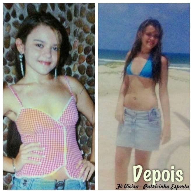 depois - Fer Vieira - Ela emagreceu 12 kg e conta como conseguiu!