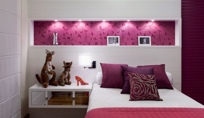 decoracao quarto feminino modelos - 5 dicas para decorar quartos pequenos