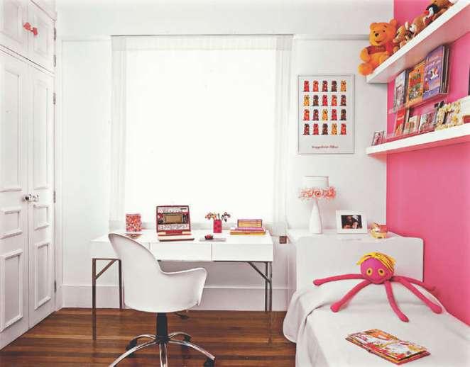decoracao quarto pequeno feminino - 5 dicas para decorar quartos pequenos