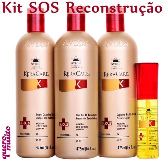 cats1 - Keracare Ritual SOS Reconstrução: Pra Salvar o Seu Cabelo