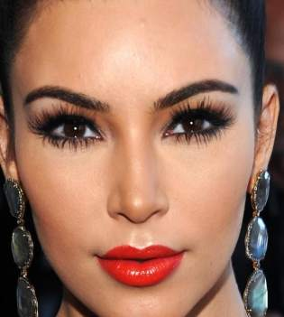 kim kardashian makeup maquiagem 10 - Especial festa: inspirações!