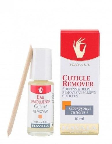 mavala cuticle remover removedor de cuticulas 10ml original MLB O 3750045097 012013 - Unhas: Como Clarear e Fazer Crescer Rápido!
