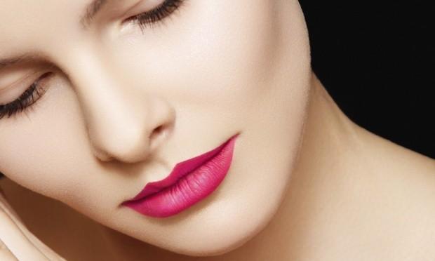 batom mate textura opaca 261341 - Truques básicos para deixar a maquiagem como desejamos
