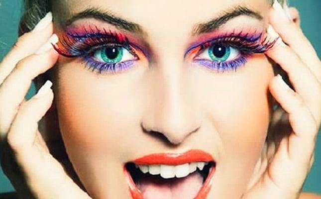 maquiagem carnaval - Viva a liberdade para se maquiar!