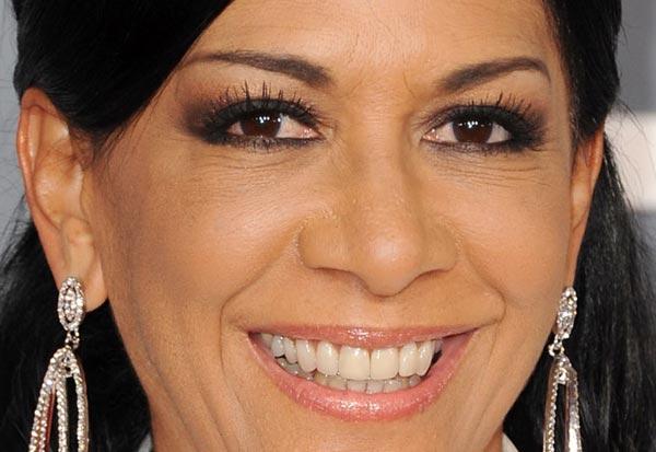 maquiagem grammy 2012 sheila e 01 - Truques de Maquiagem Para Mulheres Maduras