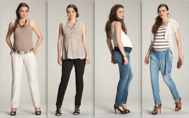 megs - Moda para gestante: o que usar para se sentir bela e confortável?