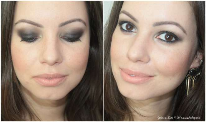 Juliana Goes2 - Smokey Eye sem Mistério | Maquiagem para Noite