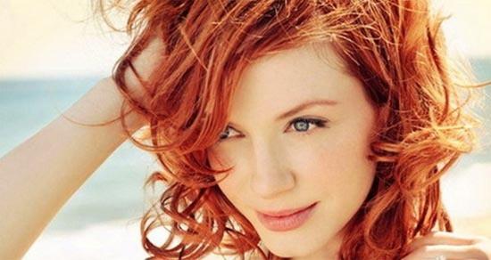 cabelos vermelhos - Aprenda a Cuidar dos Cabelos Vermelhos!