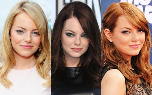 famosas cores de cabelo g11 - Camaleoas: celebs que pintaram de várias cores