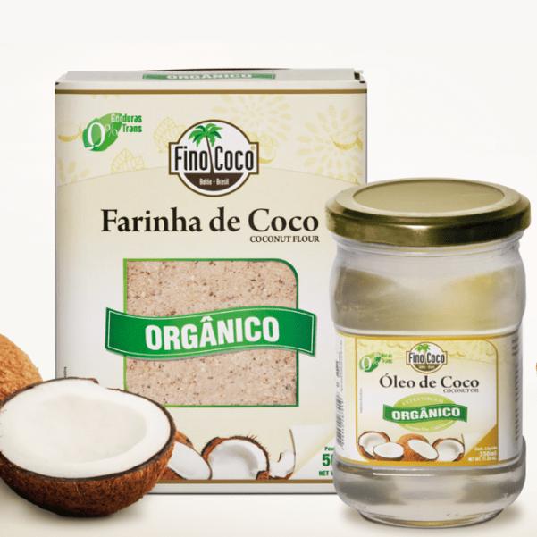 farinha de coco - Emagreça Com a Farinha de Coco!