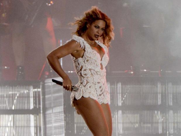 Foto Ricardo Matsukawa Terra - Especial Rock in Rio: Beyoncé diva nos inspirando