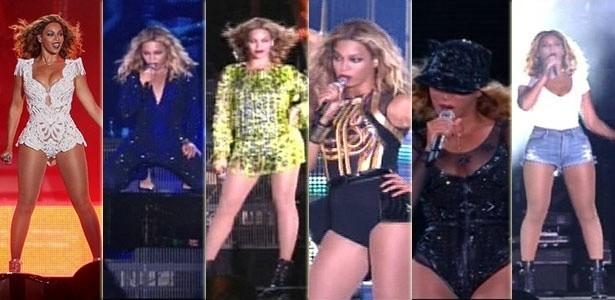 roupas da beyonce no show do rock in rio 1379134812793 615x300 - Especial Rock in Rio: Beyoncé diva nos inspirando