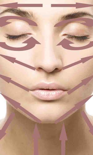 shiatsu - Massageie o rosto e potencialize o efeito dos cremes