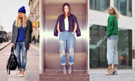 boyfriend jeans - Tendência: Alfaiataria Feminina veio para ficar