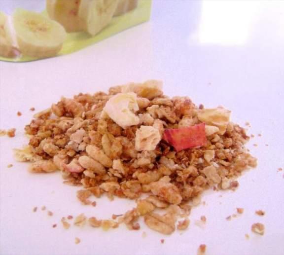 cereal matinal de banana - Inimigos de uma boa alimentação