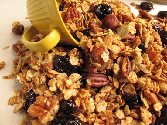 granola 3 - Dúvidas Alimentares: Esclareça os Mitos!