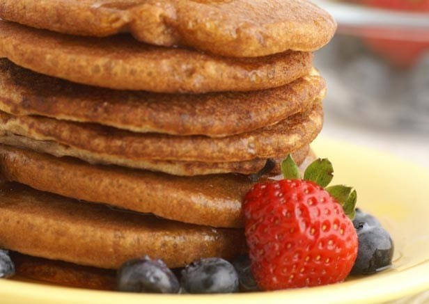 pancake - Receitas práticas e saudáveis