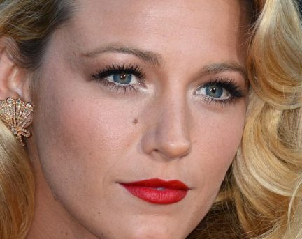 blake lively makeup 01 - Makes que bombaram no Fashion Rio