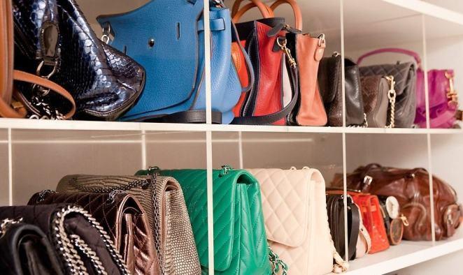 como guardar bolsas - Dicas Pra Conservar Suas Bolsas