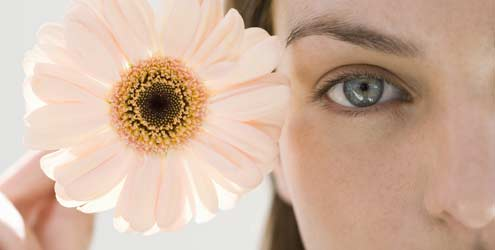 beleza receitas flores mulher - Na casa dos 20 anos, o que aprendemos para a vida?