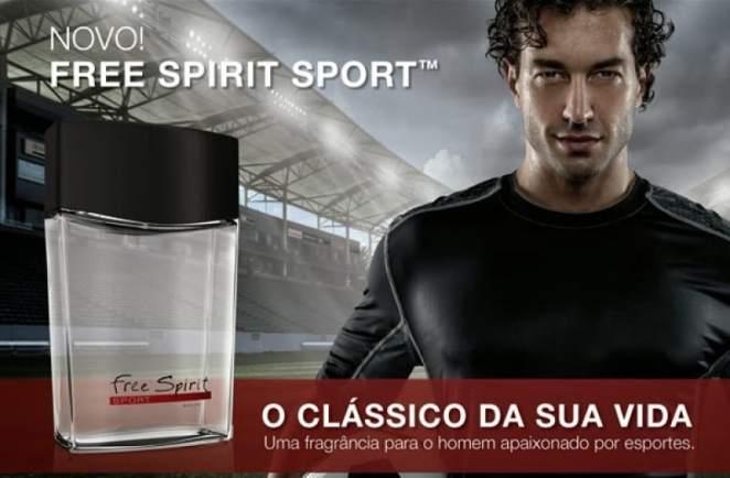 mary kay lanca perfume free spirit sport 1 - 6 Lançamentos de Perfumes Pro Dia dos Namorados