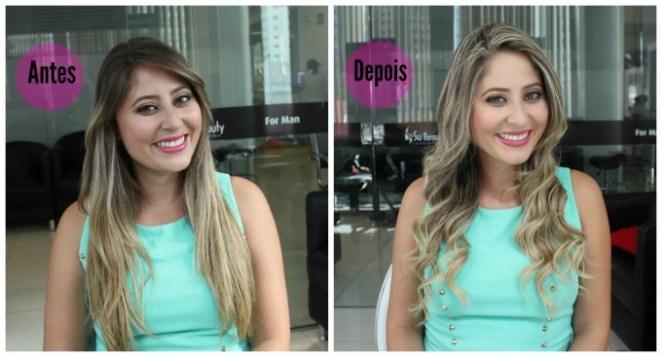 collage2 680x367 - Ombré Hair Antes e Depois em Vídeo