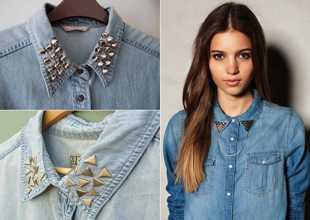 camisa jeans - Camisa Jeans: como usar