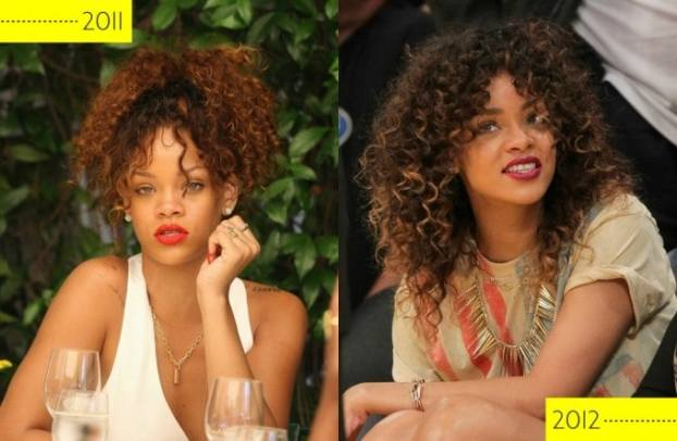Rihanna 680x444 - Cabelos Cacheados Curtos: Como Tratar e Pentear