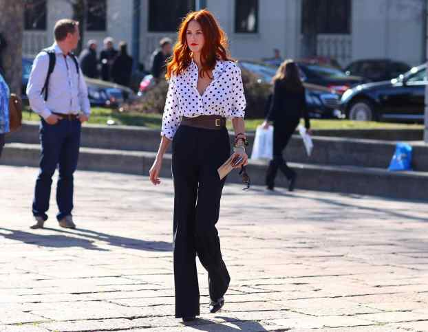 office look street style - Street Style: Guia de estilo de rua